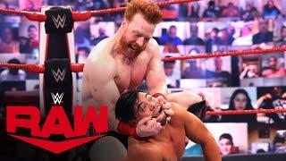 Humberto Carrillo vs. Sheamus: Raw, May 10, 2021