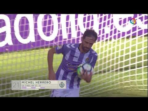 Resumen de Real Valladolid vs CD Lugo (2-2)