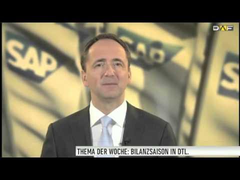Thema der Woche: Deutsche Bank und SAP unter der Lupe