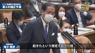 06/11 参予算委員会 増子輝彦議員質問ダイジェスト