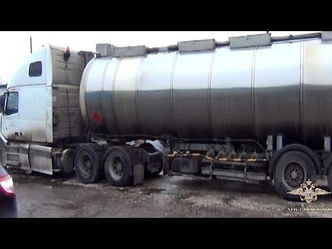 В Нижегородской области пресечено незаконное производство алкогольной продукции