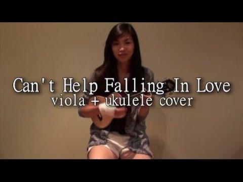 Can 39 T Help Falling In Love Elvis Presley Viola