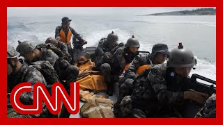 China sends warning to US in military training propaganda video