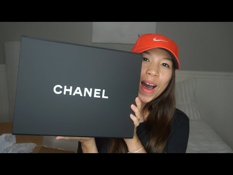 1f5f9aac5027 UNBOXING: CHANEL CHEVRON STATEMENT BAG | STYLES BY NGOC - YouTube