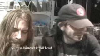 Lamb Of God Instore Signing (Thunder Bay, Ontario April 14th 2009)