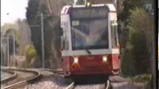 Croydon Tramlink - Merton Park
