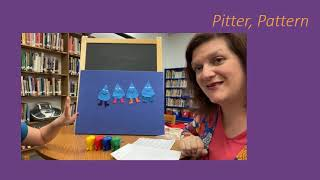 Tuesday Tales at Home - Pitter, Pattern - 2/16/2021