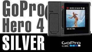 GoPro Hero 4 Silver – обзор экшн-камеры, режимы съемки, органы управления