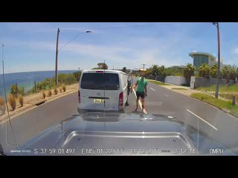 Insurance Scam caught on Dash Cam - VIC