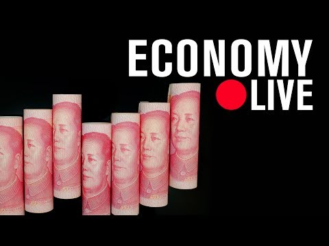 Donald Trump's Chinese economic challenge | LIVE STREAM