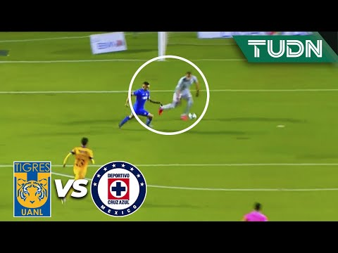 ¡UUFF! 'Cabecita' ya tuvo la primera | Tigres 0-0 Cruz Azul | Guard1anes 2020 Liga BBVA MX | TUDN