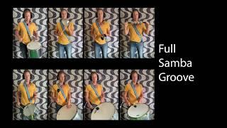 Samba Ensemble Breakdown