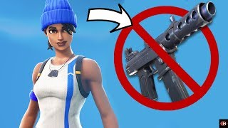 WHY THE SMG WAS REMOVED FROM FORTNITE BATTLE ROYALE + FREE SKINS/COSMETICS FOR EVERYONE!