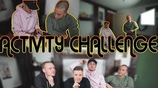 ACTIVITY CHALLENGE ! MIT DER CREW | Crewzember