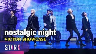 Title Song nostalgic night Full cam VICTON SHOWCASE
