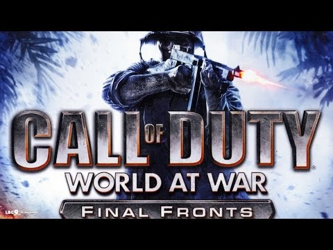 Call of Duty World at War Final Fronts — Walkthrought part 1 {PS2} {HD}
