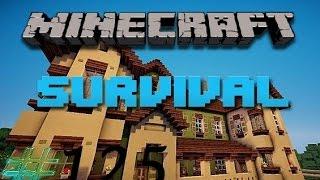 Minecraft Survival 125 Ik voel mij DOM!! [ NL Dutch ]
