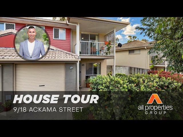 HOUSE TOUR   9/18 Akama Street Algester   CHRIS GILMOUR