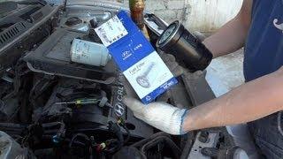 Замена топливного фильтра Hyundai SM (Santa Fe classic) ООО