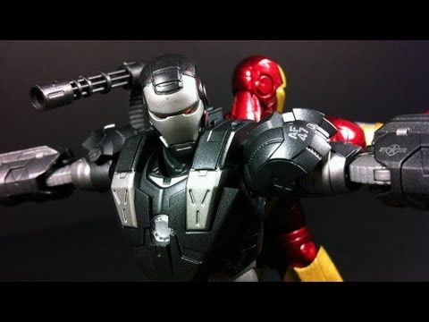 S.H. Figuarts WAR MACHINE (Iron Man 2) | REVIEW