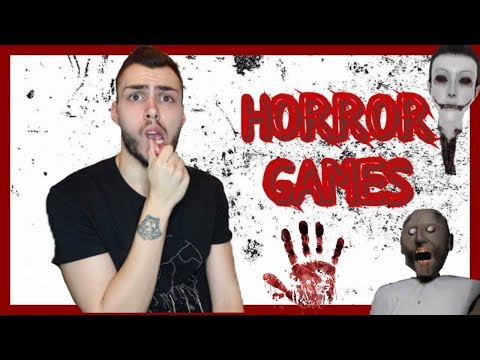HORROR GAMES *ΠΡΩΤΗ ΚΑΙ ΤΕΛΕΥΤΑΙΑ ΦΟΡΑ | Tsede The Real