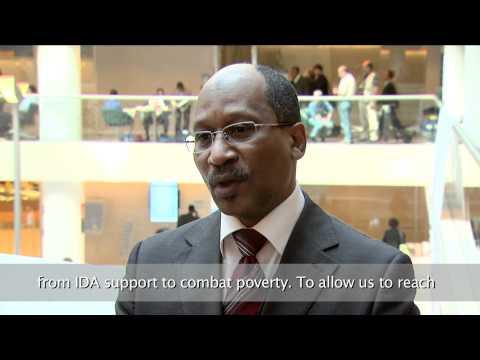 World Bank IDA Testimonials: Mohamed Bacar Dossar, Minister of Finance, Comoros