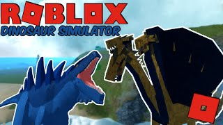 Roblox Dinosaur Simulator - The Return Of Silent Playz! (43k Subs Trailer 60FPS!) *FIXED*