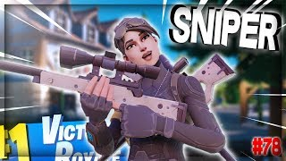 La SATISFACTION sur FORTNITE... SNIPER | Best Of pas Live #78