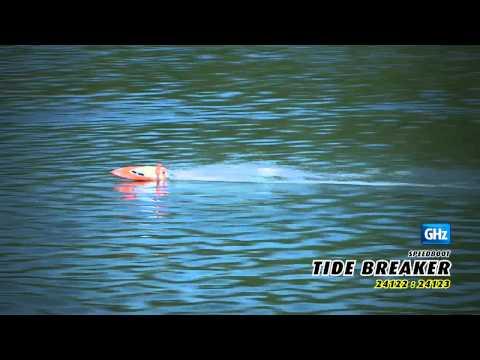 Revell Control - Tide Breaker Speedboat (24122 / 24123)