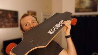 Better than Boosted?   Koowheel D3M Electric Skateboard