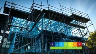 Rainbow Building Solutions - Steel House Frames 15sec Tvc (720p)