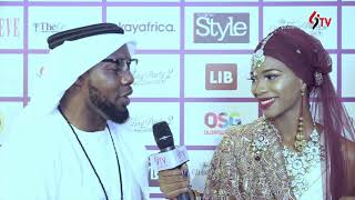 RMD Adesua Banky W AY Patience Ozokwor On The Red Carpet