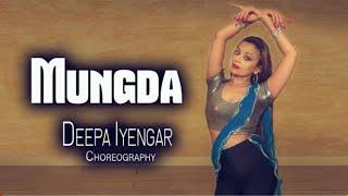 Mungda - Total Dhamaal | Deepa Iyengar | Bollywood Dance Choreography