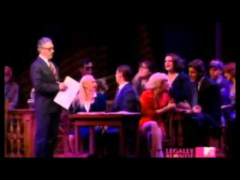 Legally Blonde the Musical Part 14 - There Right There
