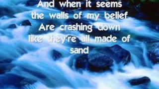 PHIL STACEY - You're Not Shaken (lyrics)