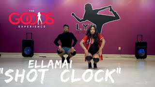 "Ella Mai ""Shot Clock""  Choreography by Trinica Goods"
