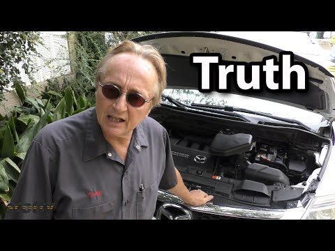 The Truth About Mazdas