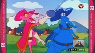LA PANTERA ROSA (1993) ♦ Todos Para Rosa y Rosa Para Todos ♦ Audio Español Latino