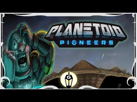 Liftoff | Let's Play Planetoid Pioneers 1.0 Part 6