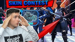 Fortnite SKIN CONTEST mit OG RECON EXPERT ACCOUNT | Fashion Show! Deutsch