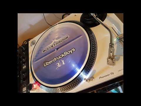 Überdruck Boys – Blue Pill (DJ Mass In Orbit Mix)HQ Vinyl Rip