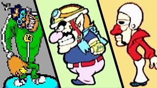 WarioWare: Twisted! - All Figurines