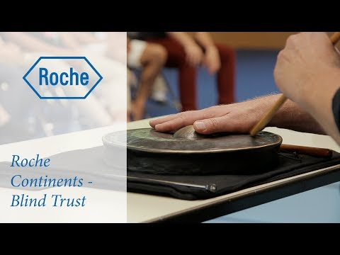 Roche Continents 2017 - Blind Trust workshop with Fritz Hauser