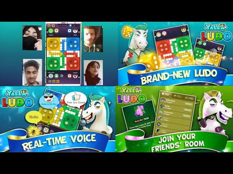 App Review Of Yalla Ludo - Ludo&Domino Popular Ludo Game With Voice Chat
