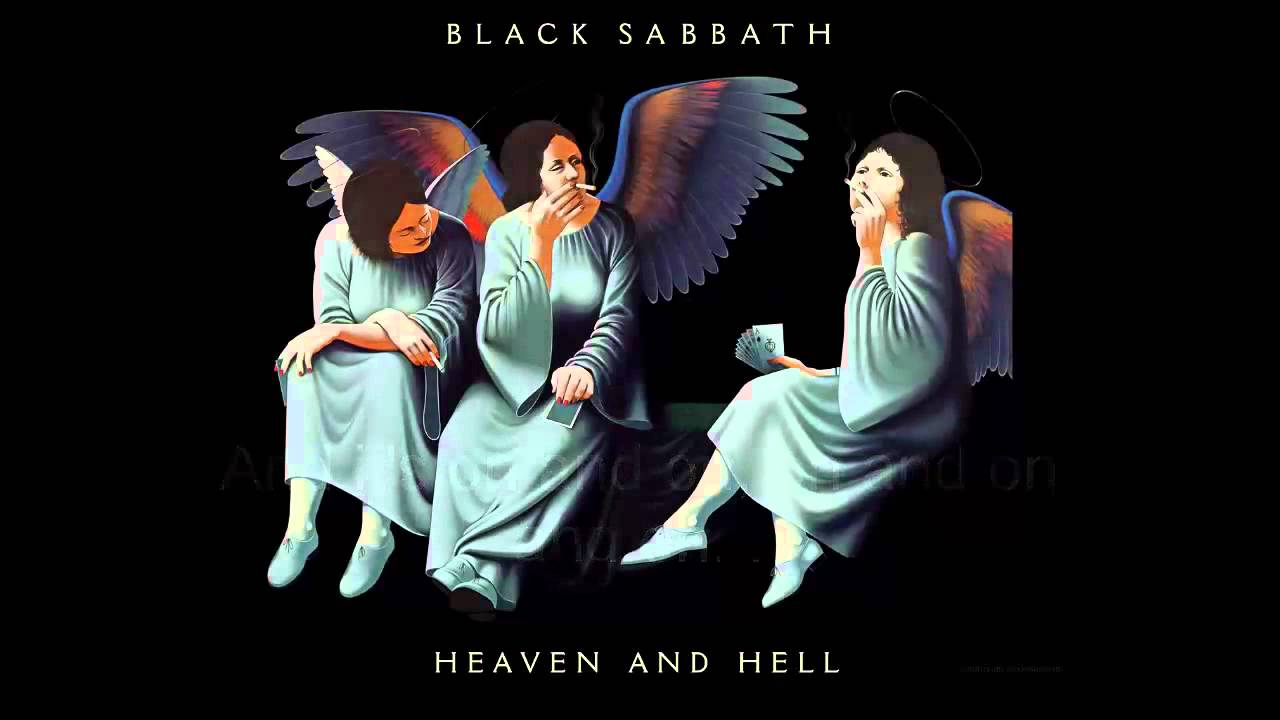 Heaven and Hell - Black Sabbath lyrics - YouTube