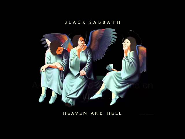 Heaven and Hell - Black Sabbath lyrics