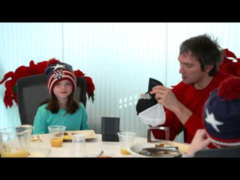 Road to the NHL Winter Classic: Ovechkin makes a wish come true