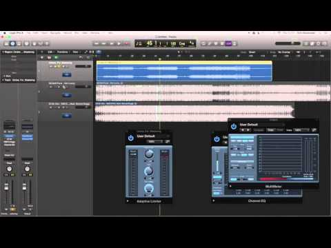 How to MASTER a song: Using reference tracks