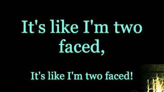 *NEW!!* Dead By April - Two Faced (CD-Q + Lyrics!)