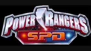 Power Rangers S.P.D (Theme Song)